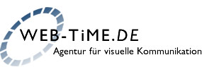 Logo: Web-Time